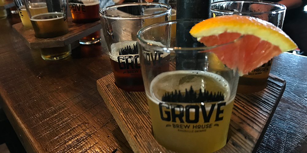 The Grove Brewing Co.